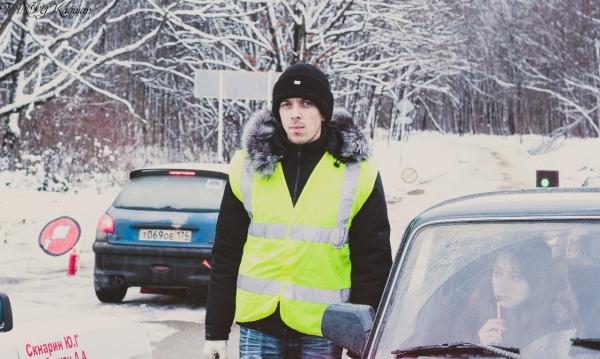 Мини-ралли Апшеронск-2013 декабрь  (зима) _29