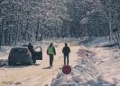 Мини-ралли Апшеронск-2013 декабрь  (зима) _13